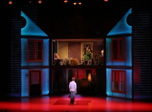 Next to Normal on the Alliance stage