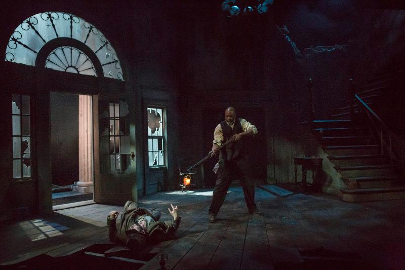 scene from The Whipping Man