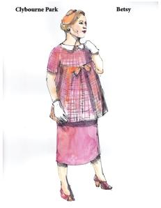 Betsy rendering