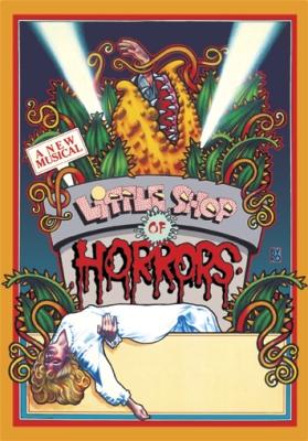 Little Shop of Horrors' original windowcard