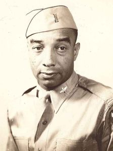 Robert Lawery, Tuskegee Airman and Nora Cole's uncle