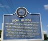 Son House Marker in Tunica