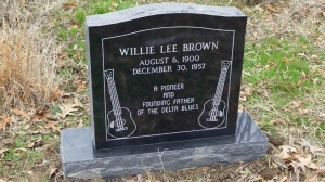 willie brown gravestone