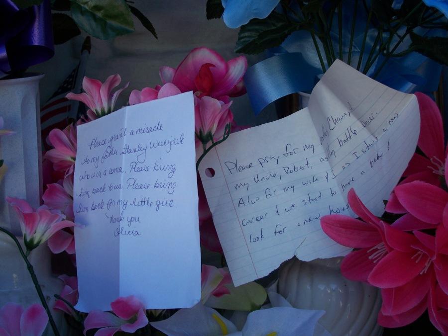 shrine notes