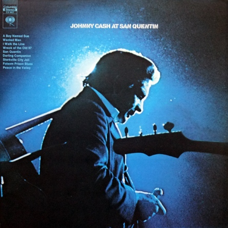 johnny-cash at san quentin