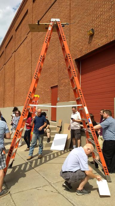 ladder rig
