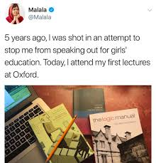 Malala Tweet 2