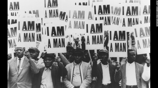 1968 civil rights demonstration