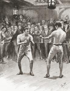 bareknuckle boxing